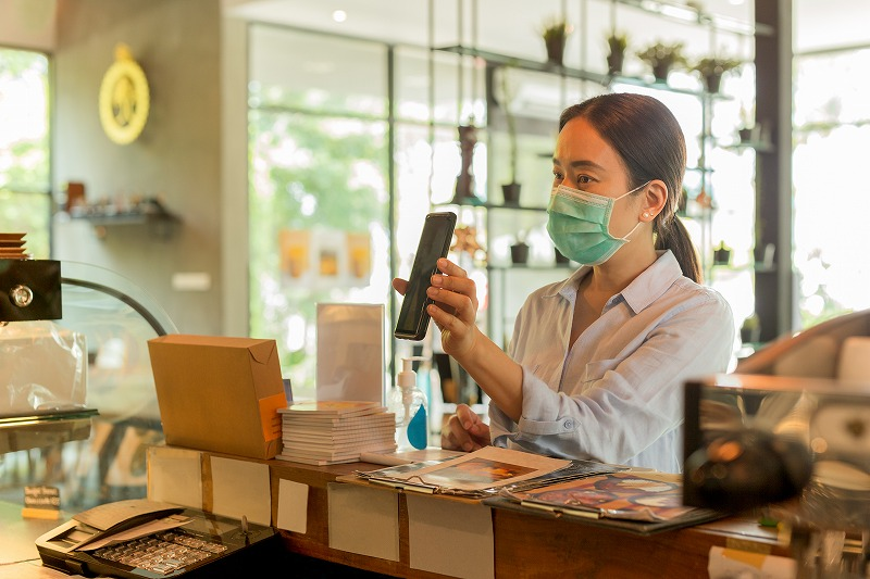 コロナウイルスが流通小売業に与えた影響