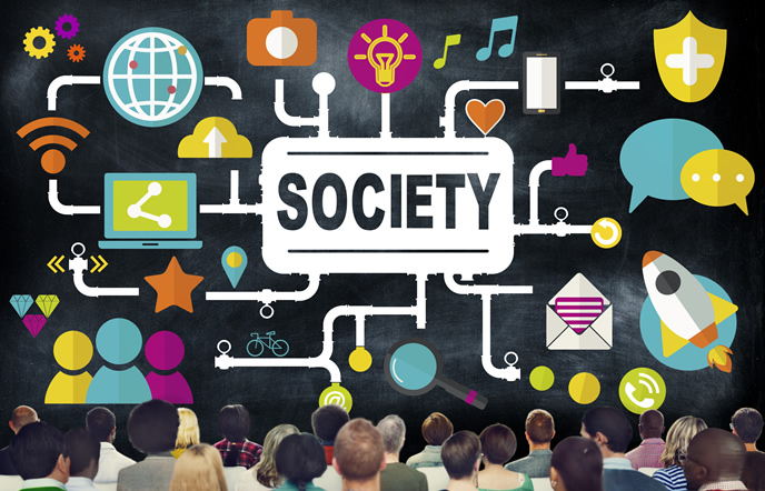 情報社会に続く新しい理想的な社会「ソサエティ5.0」とは