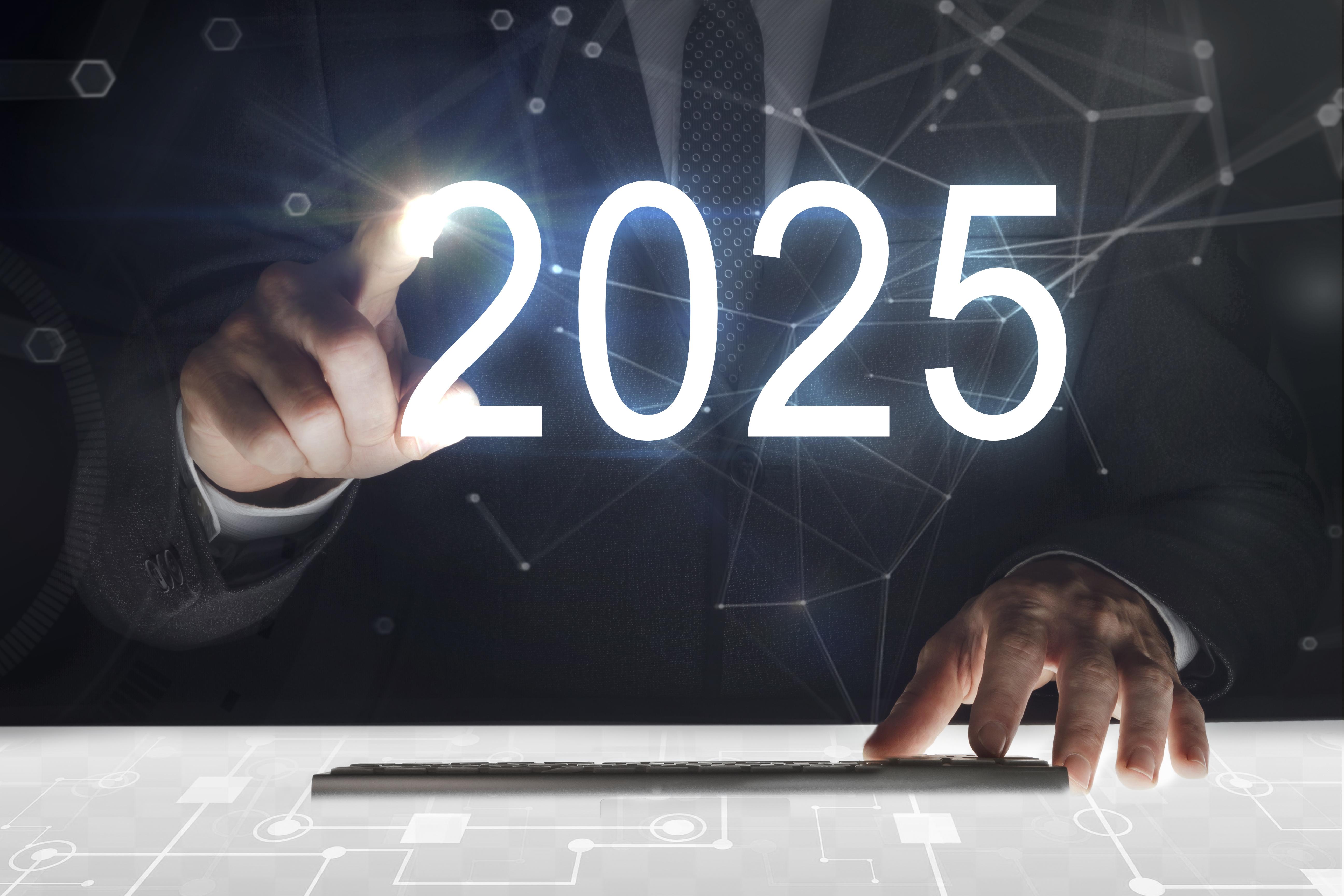2025年の崖を乗り越える