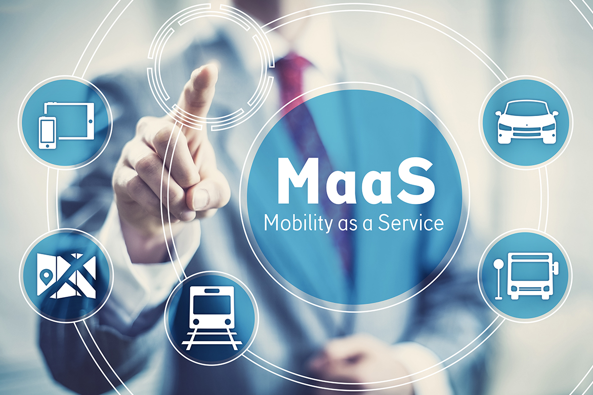 "MaaS(Mobility as a Service)がもたらす""モビリティ""のサービス化とは?"